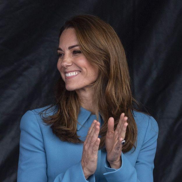 Kate Middleton : ses boucles d'oreilles parfaites ne coûtent que six euros !