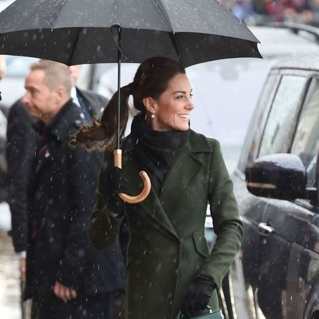 Kate Middleton : sublime en visite officielle à Blackpool
