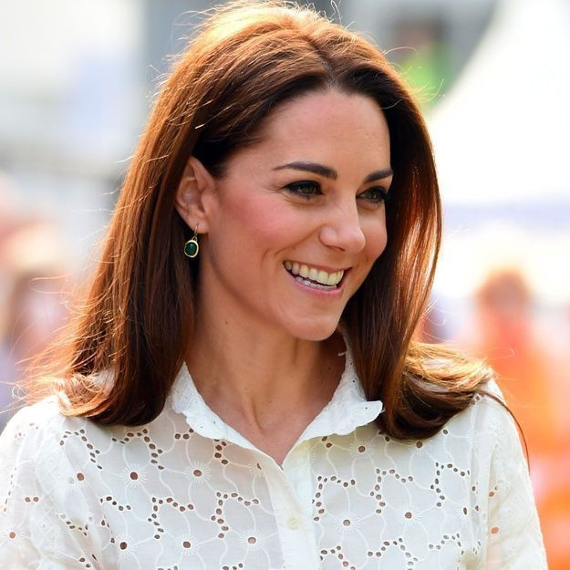 Les sneakers tout terrain de Kate Middleton s'accordent merveilleusement avec nos summer looks