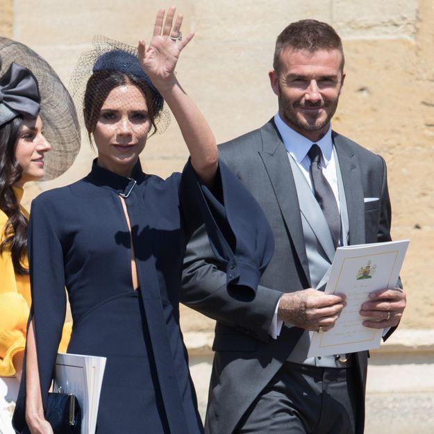 Mariage de Meghan et du Prince Harry : pourquoi la tenue de Victoria Beckham fait-elle autant parler ?