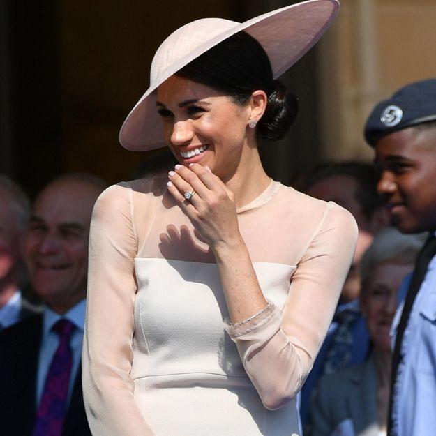 Meghan Markle : ce détail prouve qu'elle fait officiellement partie de la famille royale