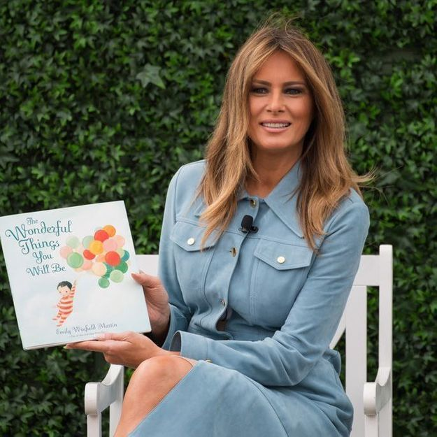 Melania Trump change radicalement de style
