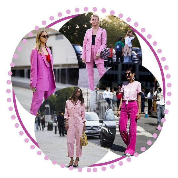 Comment s'habiller en rose sans rougir ?