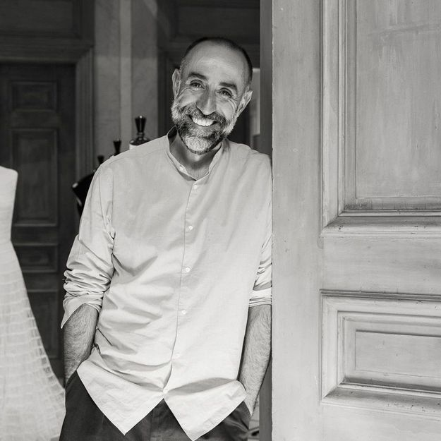 Rabih Kayrouz : « Je ne fais pas de la mode, je fais des vêtements »