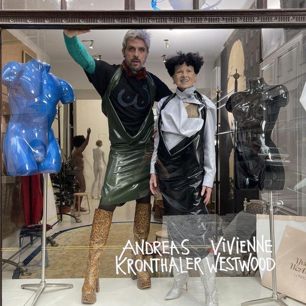 Rencontre avec Andreas Kronthaler, directeur artistique de Vivienne Westwood