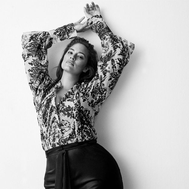 Ashley Graham, nouvelle égérie H&M Studio