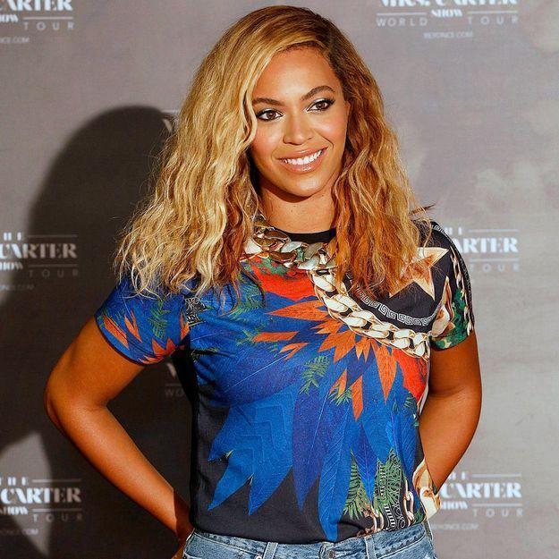 Beyoncé lance une marque de vêtements sportswear avec Topshop