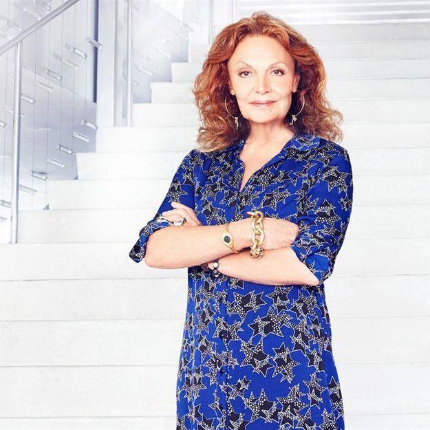 Diane von Furstenberg aura son émission de télé-réalité
