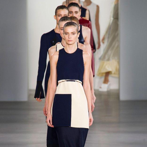 Fashion week New York : le show Calvin Klein en live à 20h
