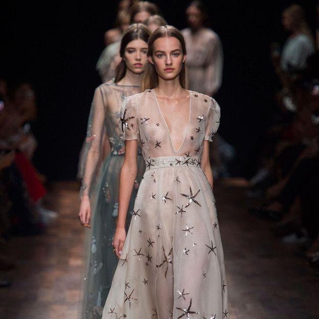 Fashion Week Paris:le défiléValentino en direct à 14h30