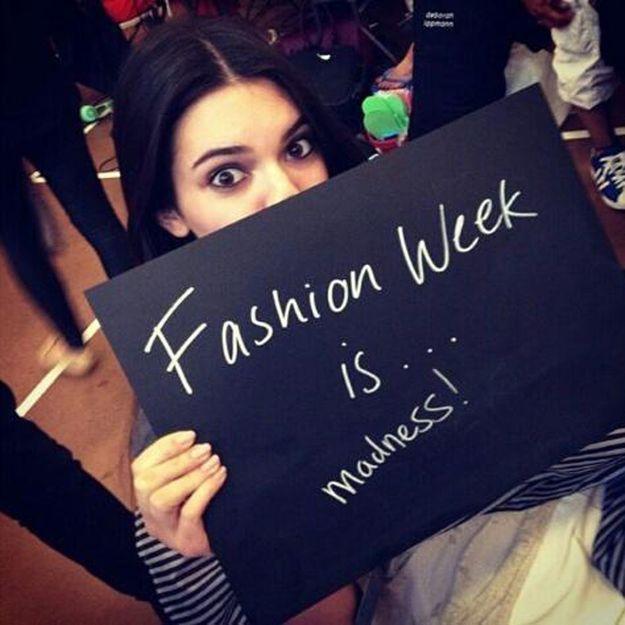#fashionweekproblems, le hashtag qui affole les modeux