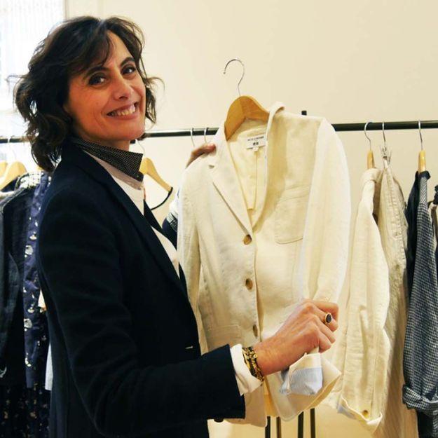 Interview : dans la valise d'Ines de la Fressange pour Uniqlo