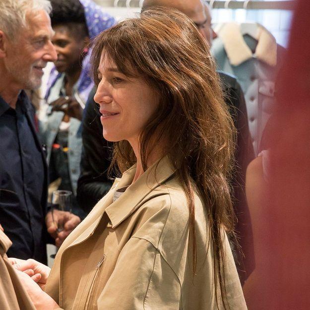 Interview exclusive : Charlotte Gainsbourg raconte sa première collection pour Current Elliott