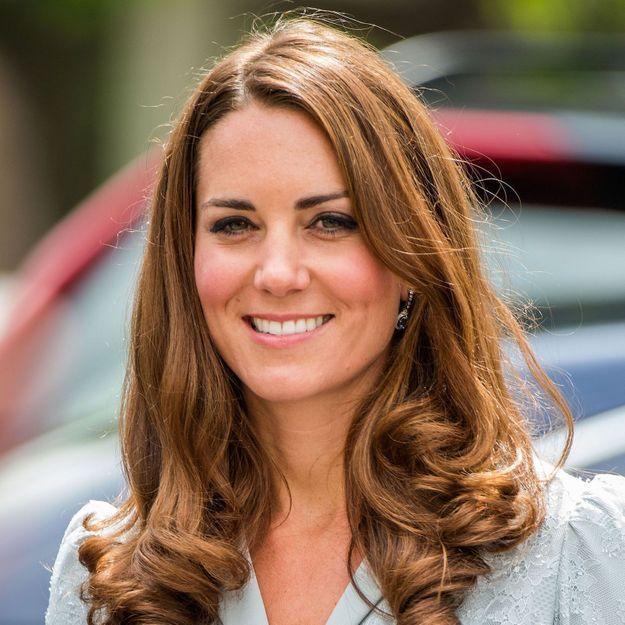 Pour la Saint Patrick, Kate Middleton opte pour un blazer Zara
