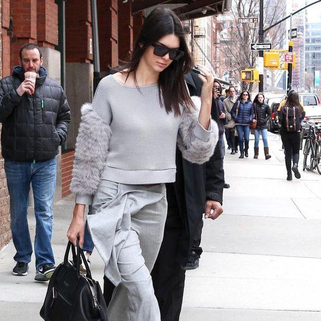 Kendall Jenner, « la fille du moment » selon Karl Lagerfeld