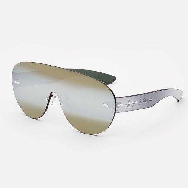 L'instant mode : les lunettes masque Super de Giorgio Moroder