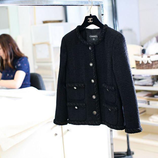 Les secrets de la veste Chanel