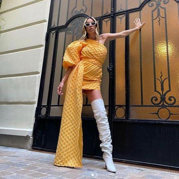 Louer sa robe de grand couturier, c'est possible grâce à ces comptes Instagram