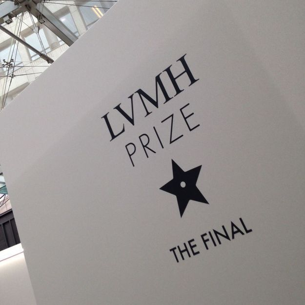 LVMH Prize, and the winner is… Thomas Tait