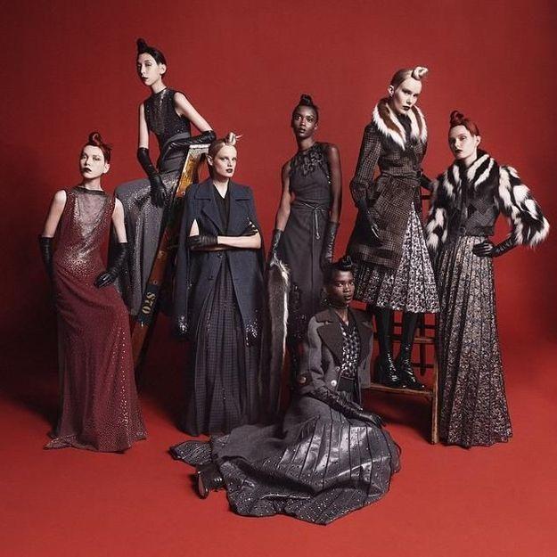 Marc Jacobs : 7 nouveaux mannequins pour sa campagne automne-hiver 2015