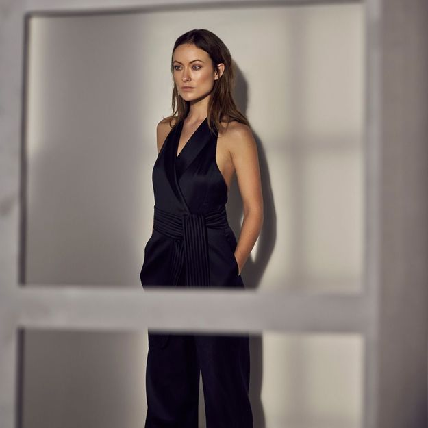 Olivia Wilde, égérie pour la collection Conscious Exclusive de H&M