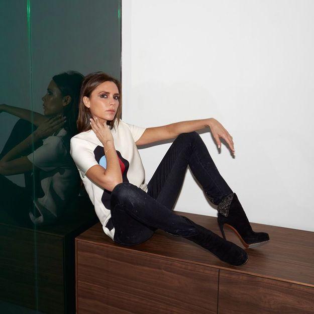 On a rencontré Victoria Beckham dans sa toute première boutique