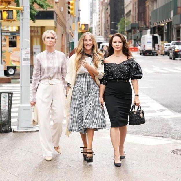 « Sex and The City » : ce compte Instagram recense toutes les tenues de la nouvelle saison