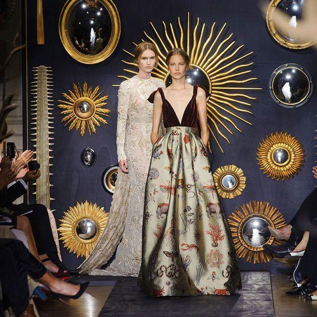 Valentino : direction Rome pour un défilé haute couture