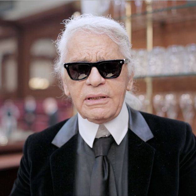 Vidéo: Karl Lagerfeld décrypte lui-même son défilé Chanel