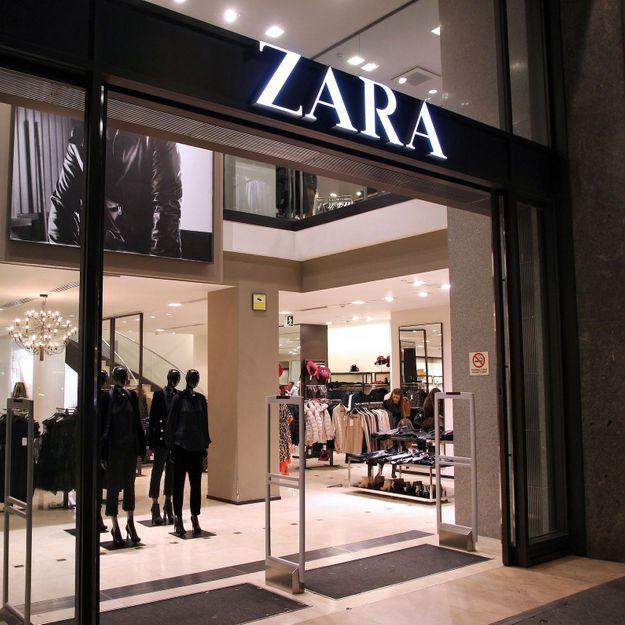 Zara : que veulent dire les fameuses formes géométriques dessinées sur les étiquettes ?