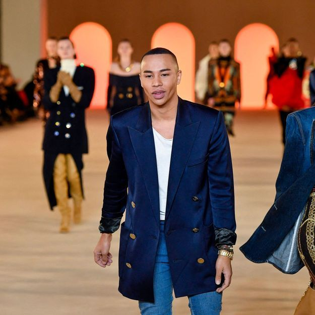 #BalmainEnsemble : Olivier Rousteing nous embarque dans les coulisses de la maison de couture