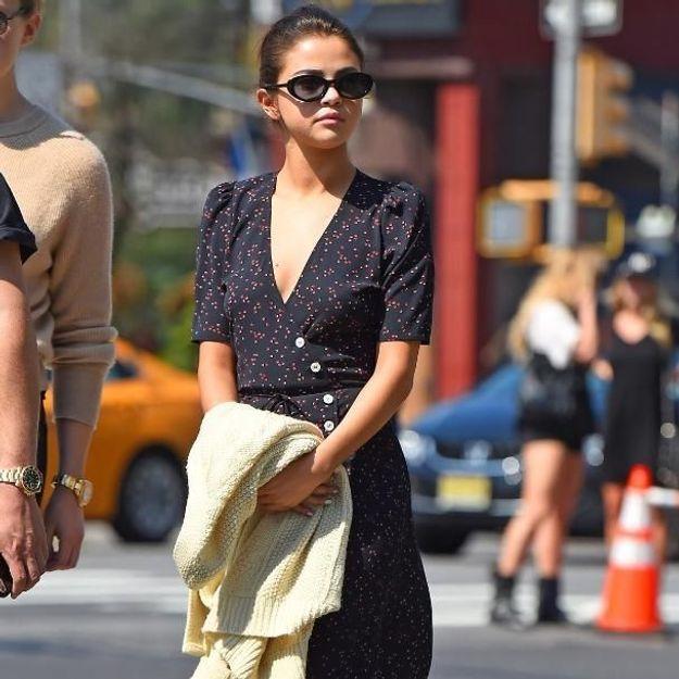 Breaking news : Selena Gomez apparaît en robe Rouje !