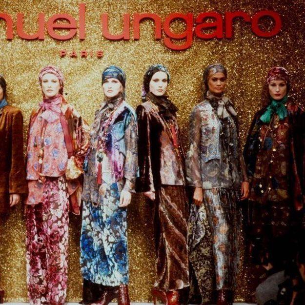 Comment Emanuel Ungaro a marqué la mode française