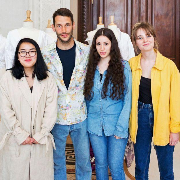 Concours ELLE Solidarité Mode 2018 : qui sont les gagnantes ?