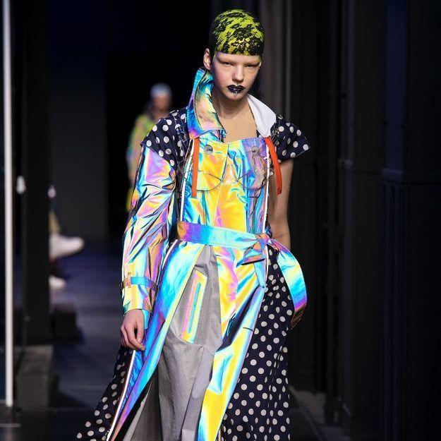 De l'art au défilé Artisanal couture de Maison Margiela