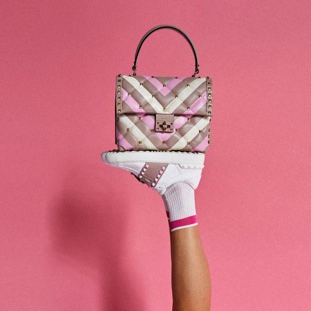 #ELLEfashioncrush : Candystud, la collection capsule exclusive de Valentino pour Mytheresa.com