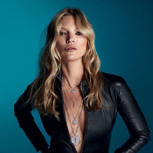 #ElleFashionCrush : Kate Moss, Joan Smalls et Sylvia Hoeks, égéries de la nouvelle collection Messika