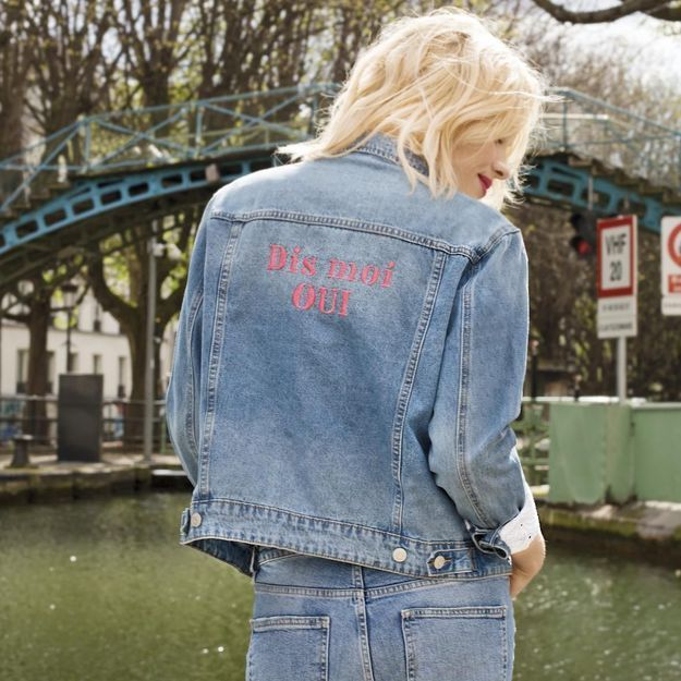 #ELLEfashioncrush : la collab' en denim Cosmoparis x Jean-Jacques Paris