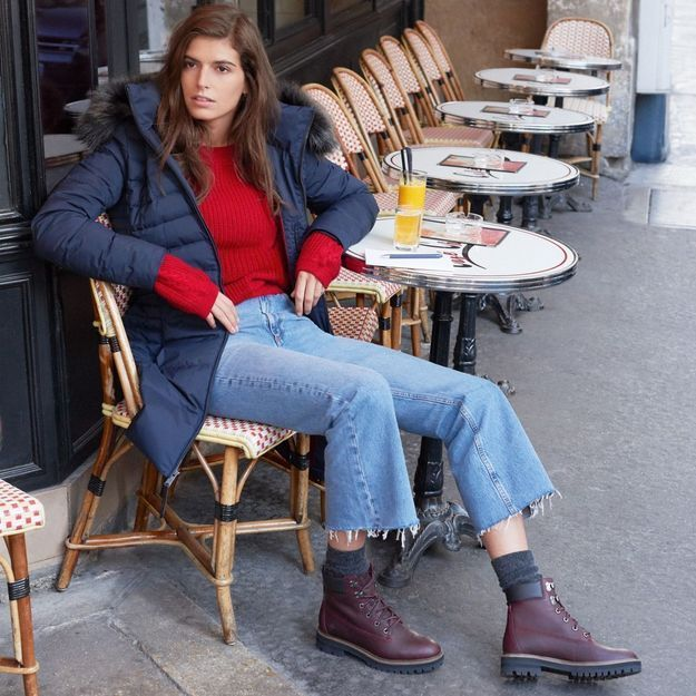 #ELLEfashioncrush : la nouvelle Timberland London Square