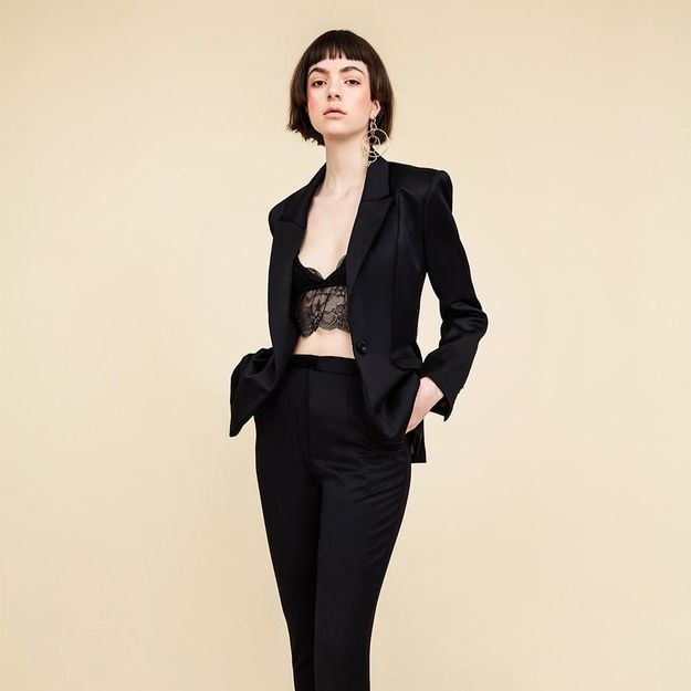 #ELLEfashioncrush : Le blazer do it yourself griffé dp studio