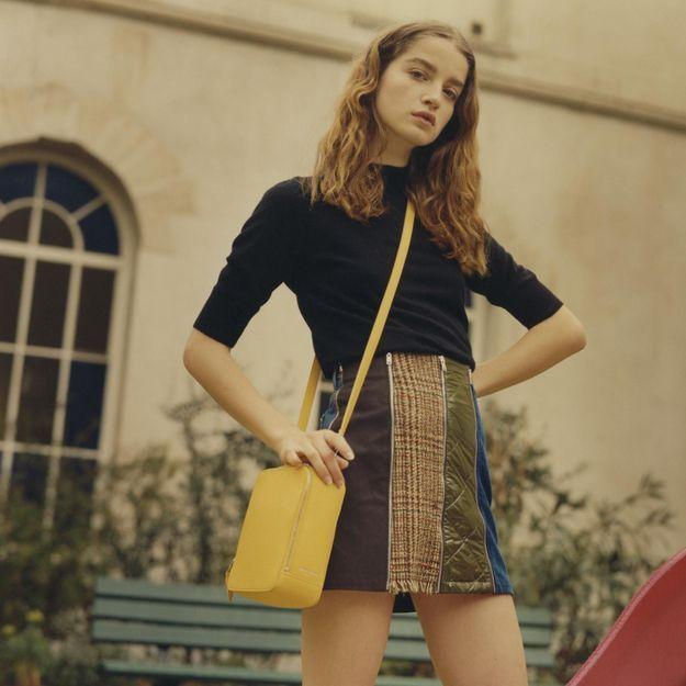 #ELLEfashioncrush : le sac Pavé de Sonia Rykiel