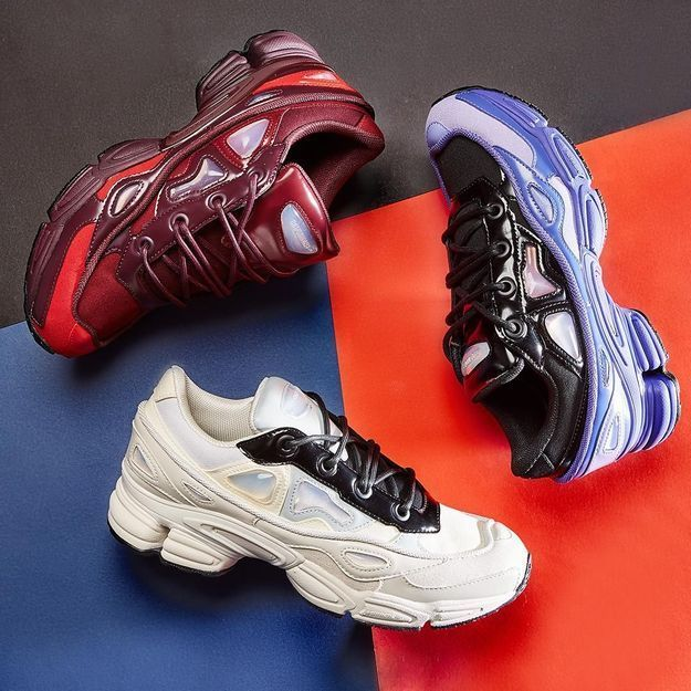#ELLEfashioncrush : les baskets mixtes Adidas x Raf Simons
