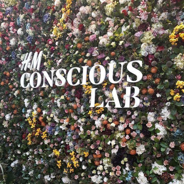 #ElleFashionSpot : le H&MConscious Lab pour sensibiliser à une mode durable