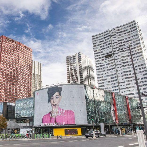 #ElleFashionSpot : Les Galeries Lafayette dévoilent leur nouvel espace au centre commercial Beaugrenelle