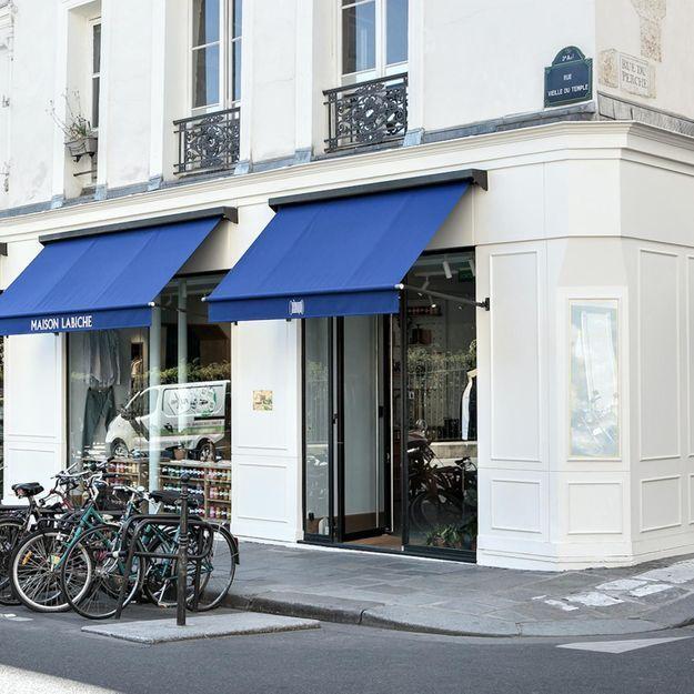 #ELLEfashionspot : Maison Labiche s'installe dans le Marais