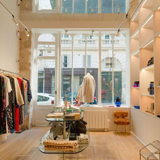 #ElleFashionSpot : The Place London, le concept store à l'esprit British