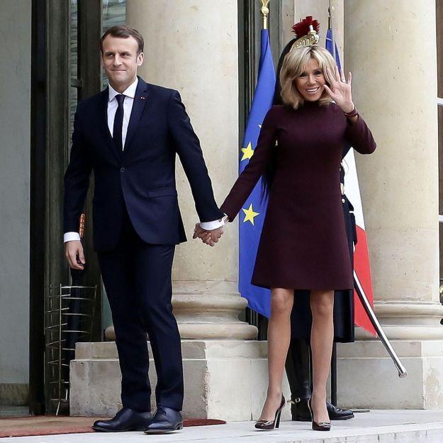 Brigitte Macron : on veut ses escarpins !