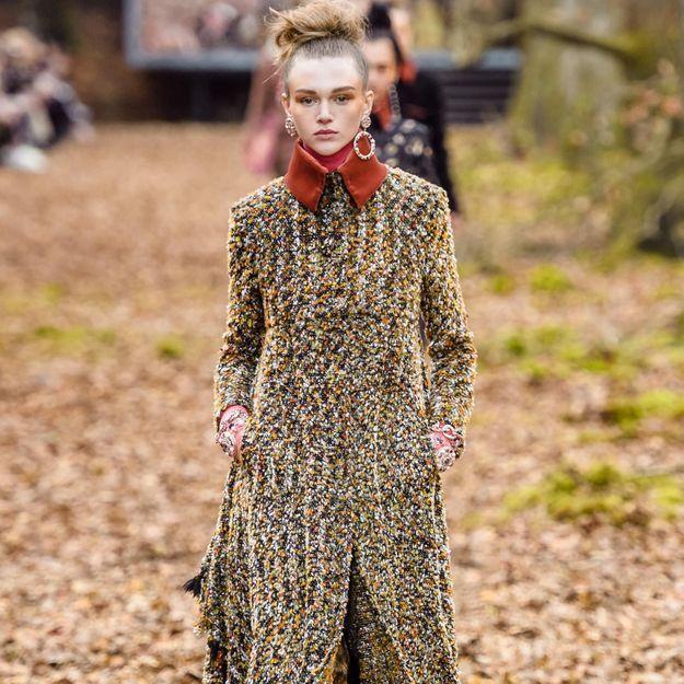 Fashion Week de Paris : la forêt enchantée de Chanel