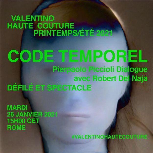 Fashion Week Haute Couture : suivez le défilé Valentino en direct