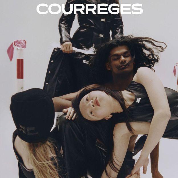 Fashion Week : suivez le défilé Courrèges en direct à 19h